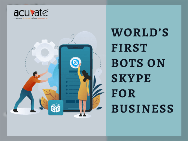 Worlds First Bots On Skype For Business