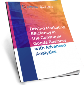 driving marketing efficiency