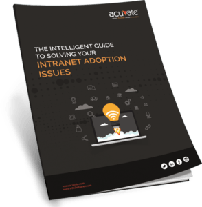 intelligent guide solving intranet