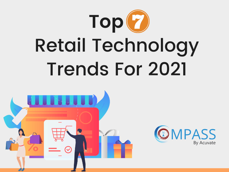 Top 7 Retail Technology Trends For 2021