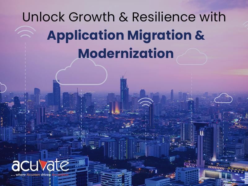 Application Migration & Modernization