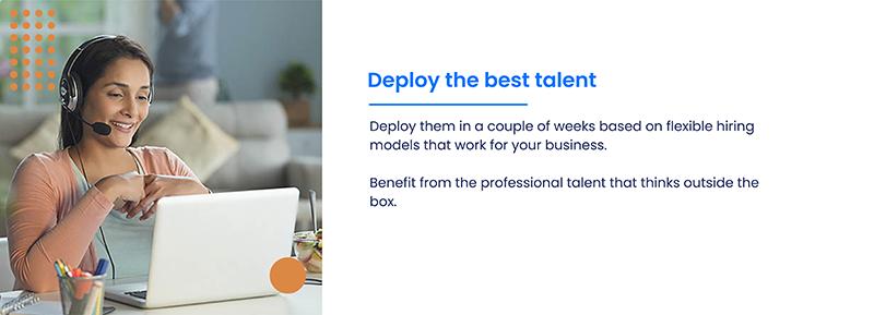Deploy the best talent card v1.0