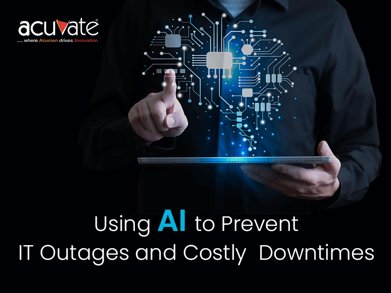 Using Ai To Prevent It Outages And Costly Downtimes